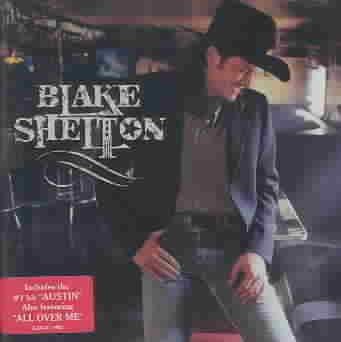 BLAKE SHELTON BY SHELTON,BLAKE (CD)